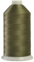 #032 Olive - Bonded Nylon Thread size #207 (1 Pound Approx. 1,925 Yds)
