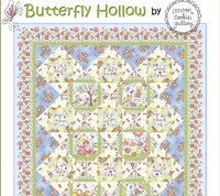 FREE DOWNLOADABLE PATTERN - In The Beginning Butterfly Hollow