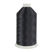 #037 Dark Gray - Bonded Nylon Thread size #92 (1 Pound Approx. 4,484 Yds)