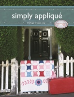 Pattern: Simply Applique with CD By Hugs 'N Kisses
