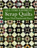 All-Time Favorite Scrap Quilts