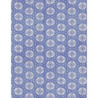 Wilmington Prints Indi-glow Medium Blue