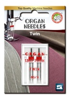 #80/3.0 Twin Universal x 2 Needles