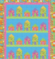 FREE DOWNLOADABLE PATTERN - All Around Town