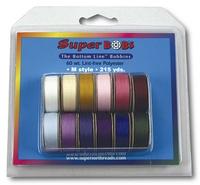 SuperBOBs M Style  Assortment Set #1 Pastel.