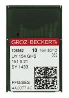 Groz-Beckert UY 154 GHS #12