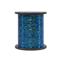 #206 Blue - Glitter 3,280 yd. jumbo spool