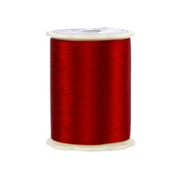 Quilter's Silk #16 #404 Lipstick Red 22 yd. Spool (Purple Label)