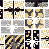Quilting Treasures All That Glitters Gold Multi