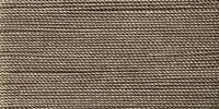 Buttonhole Silk #16 #044 Silver Mink 22 Yds. On Card.