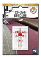 #90/4.0 Twin Universal x 1 Needle