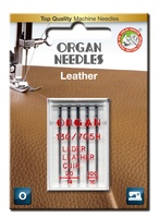 #90 - #100 Combo Leather x 5 Needles