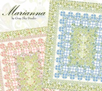 FREE DOWNLOADABLE PATTERN - In The Beginning Marianna