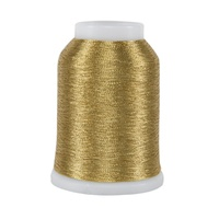 #007 Gold - Superior Metallics 1,090 yd. mini cone