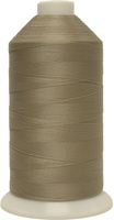 #022 Light Beige - Bonded Nylon Thread size #92 (1 Pound Approx. 4,484 Yds)