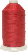 Red - Bonded Nylon Thread size #277 (1 Pound Approx. 1,422 Yds)
