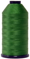#016 Green - Bonded Nylon Thread size #69 (1 Pound Approx. 6,015 Yds)