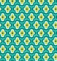 Exclusively Quilters My Lil' Lady Turquoise