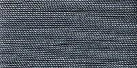 Buttonhole Silk #16 #065 Dp. Grey Mist 22 Yds. On Card.