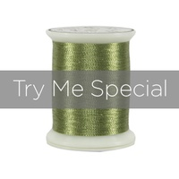 Metallic Try Me Special. 500 yd. spool (Limit 5 Spools)