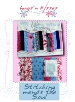 Pattern: Stitching Mends The Soul By Hugs 'N Kisses. (H-20)