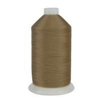 Mis-dyed Dark Tan Color - #138 Bonded Nylon Thread (1 Pound Approx. 2,953 Yds)