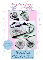 Pattern: Sewing Chatelaine By Hugs 'N Kisses. (H-49)