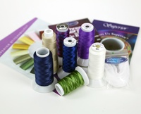 Longarm Machine Quilting Threads Sampler Set (D)