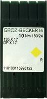 Groz-Beckert 135 X 17 #24 (Non-Titanium Coated)