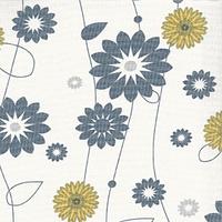 Quilting Treasures Moonflower White Multi