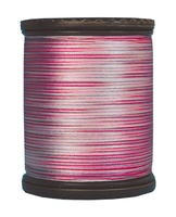 Tiara #50 Variegated Filament Silk Thread. #602. 273 Yds.