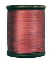 Tiara #50 Variegated Filament Silk Thread. #701. 273 Yds.