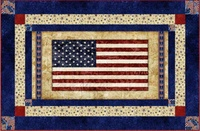 Home of the Brave Wall Hanging Quilt Kit