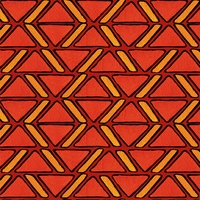 Wilmington Prints Go For The Burn Red