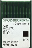 Groz-Beckert 34 D #18 (MR 4.0)