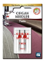#80/2.0 Twin Universal x 2 Needles