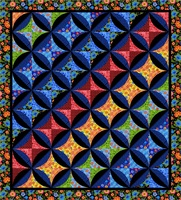 FREE DOWNLOADABLE PATTERN - Exclusively Quilters Emily's Artful Days