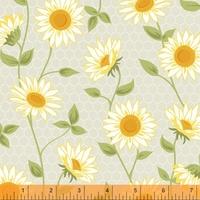 Windham Fabrics Oh Clementine Gray