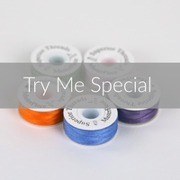 MasterPiece L-Style Try Me Special x 5 Bobbins