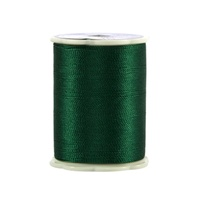 Quilter's Silk #16 #035 Emerald Green 22 yd. Spool (Purple Label)
