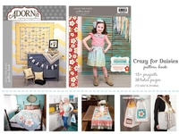 Adorn it Crazy for Daisy Pattern Book