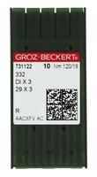 Groz-Beckert 332 #19