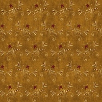 Quilting Treasures For Love of Country Gold