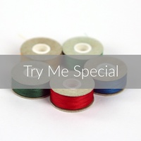 SuperBOBs L-Style Try Me Special x 5 Bobbins