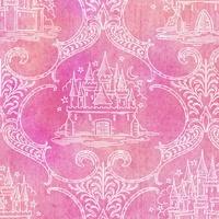Quilting Treasures Royal Princess Pink