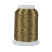 #016 Antique Gold - Superior Metallics 1,090 yd. mini cone