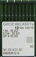 Groz-Beckert 134 - 35 SD #16