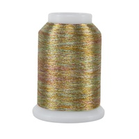 #025 Variegated Gold - Superior Metallics 1,090 yd. mini cone