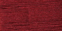 Buttonhole Silk #16 #064 Claret 22 Yds. On Card.