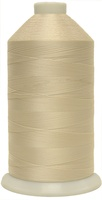#023 Light Tan - Bonded Nylon Thread size #92 (1 Pound Approx. 4,484 Yds)